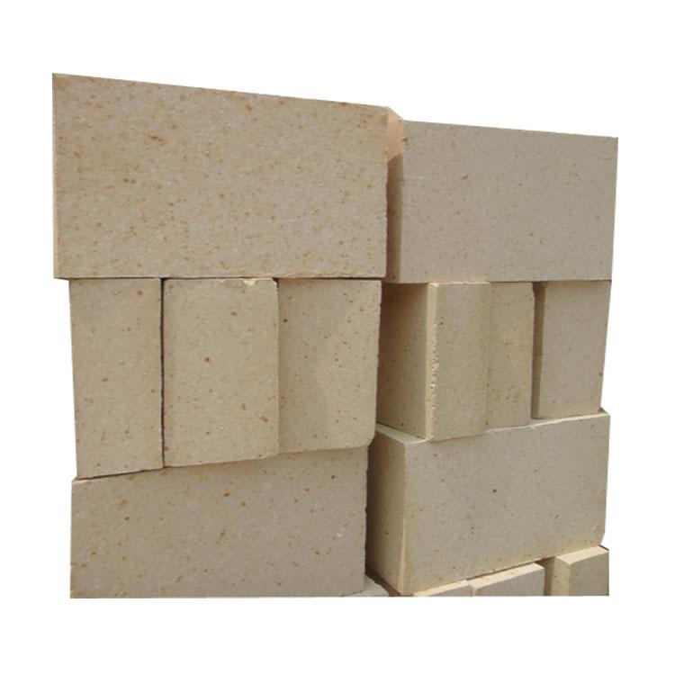 high alumina refractory brick used for aluminum melting reflector furnace