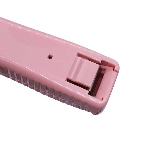 Popular paper manual clipper high quality plastic paper clipper