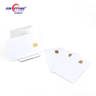 Pvc Card For Pvc PVC Customized Blank IC Card Contact Smart IC Card SLE4442 SLE5542 SLE5528 For Access Control System