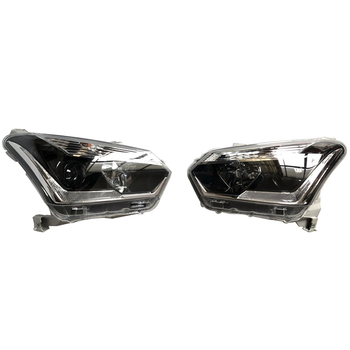 Wholesales car headlight with TS16949 for DMAX2017