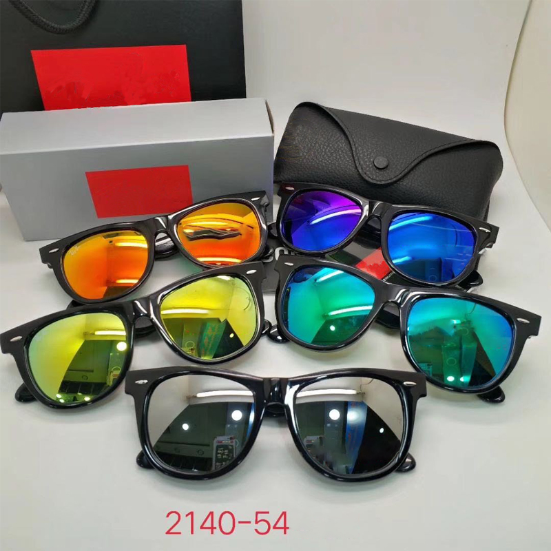 Brand New Ray band Sunglasses Top Bar RB2140 sunglasses sun glasses women