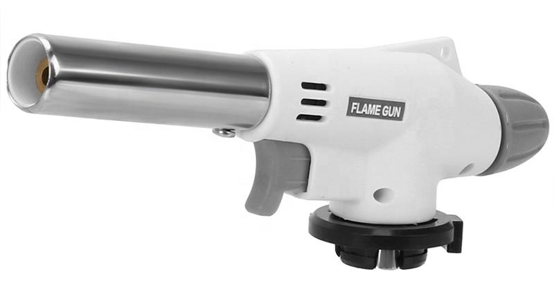 De Metal portátil pistola llama barbacoa calefacción encendido butano Camping soldadura antorcha de Gas antorcha encendedores