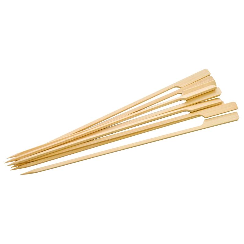 cina fabbrica di produzione bambù e spiedino di legno bbq
