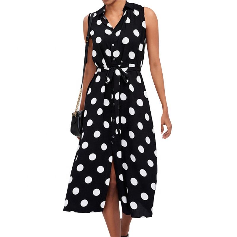 Grosshandel Schwarzes Kleid Mit Weissen Punkten Kaufen Sie Die Besten Schwarzes Kleid Mit Weissen Punkten Stucke Aus China Schwarzes Kleid Mit Weissen Punkten Grossisten Online Alibaba Com