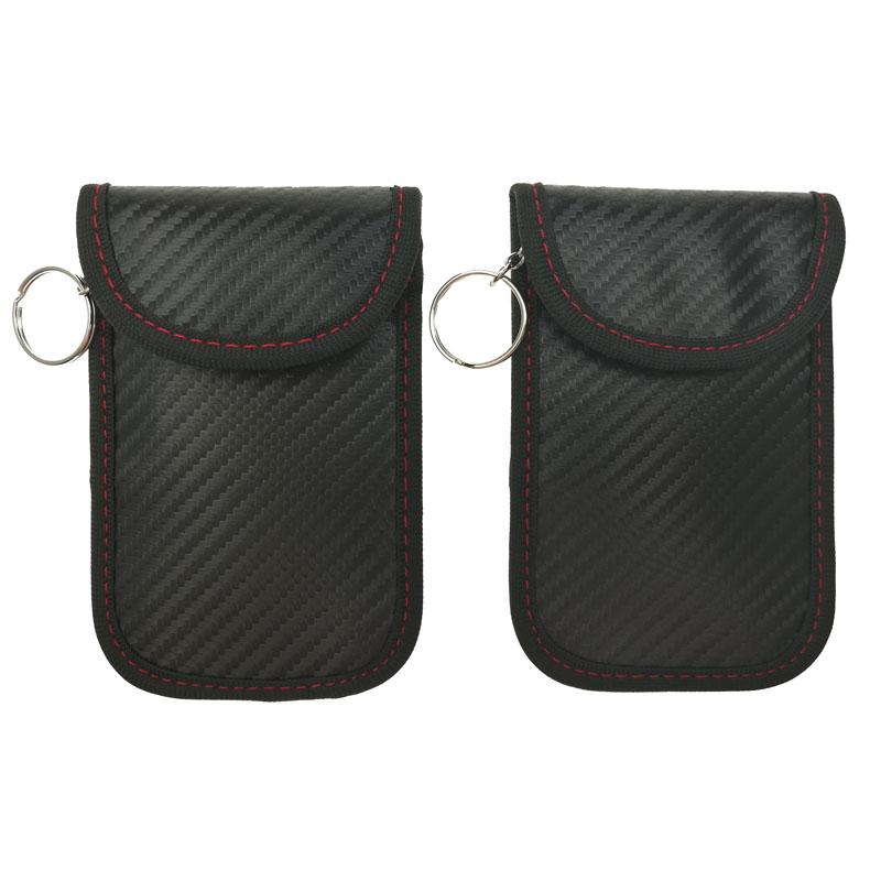 गोफन बैग पुरुषों महिलाओं के लिए आरएफआईडी अवरोधक आरएफआईडी सुरक्षा बैग जेब और पर्स