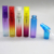 2Ml 3Ml 5Ml 10Ml Gradient Color Mini Empty Fine Mist Bpa Free Perfume Plastic Spray Bottle