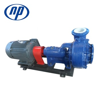 good quality, anticorrosive fluorine plastic sand pump