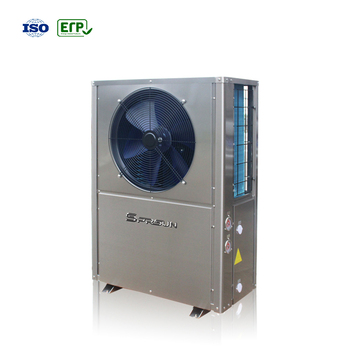 Minus 25C Air Source EVI Heat pump with House Heating and Air Conditioner 8.2kw