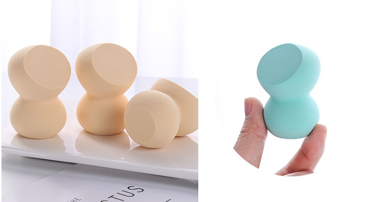 A79988 Wholesale latex free custom beauty puff makeup sponge blender A79988