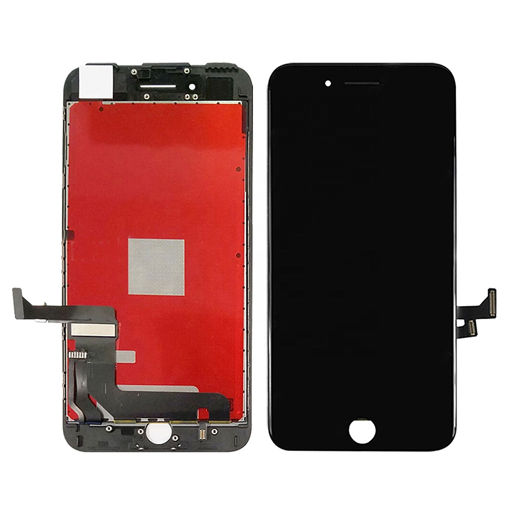Lcds do telefone móvel display lcd de toque digitador da tela para o iphone 7 6 8 plus x xs display lcd