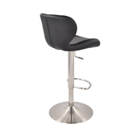 Factory Wholesale Cheap Adjustable Bardining Metal Swivel Hole Office Dining Stool Cherifished Chair