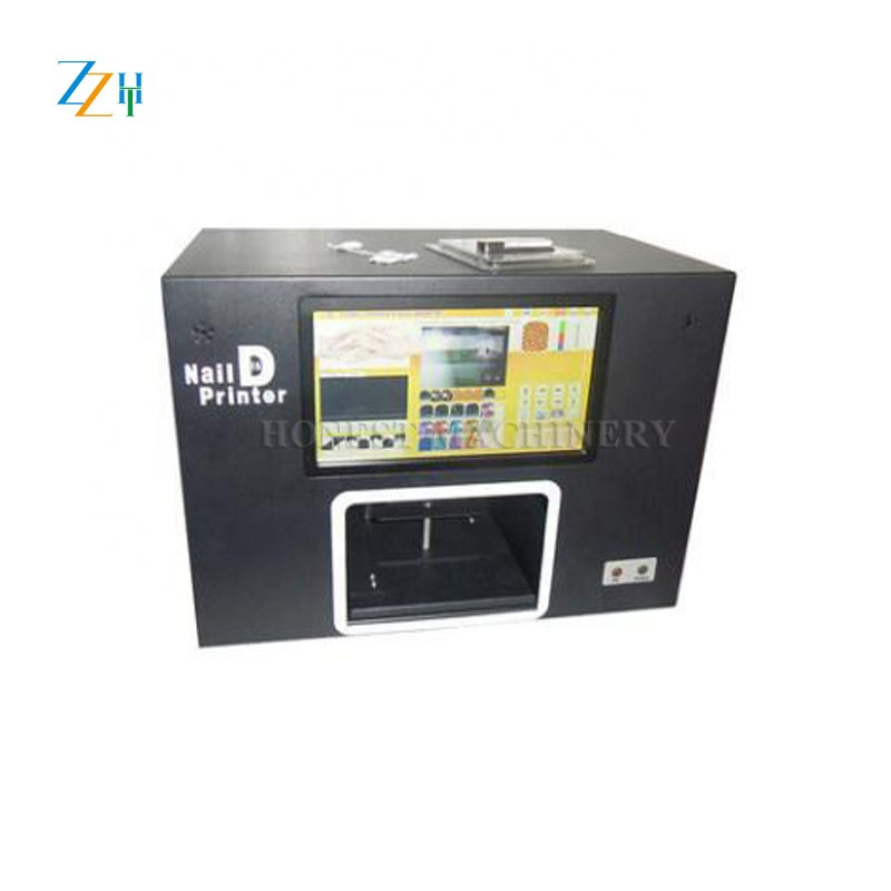 Low Noise Nails Printing Machine Digital Screen Nail Printer / Nail Printer Machine Digital Nail Art 3d / Nail Printer Price