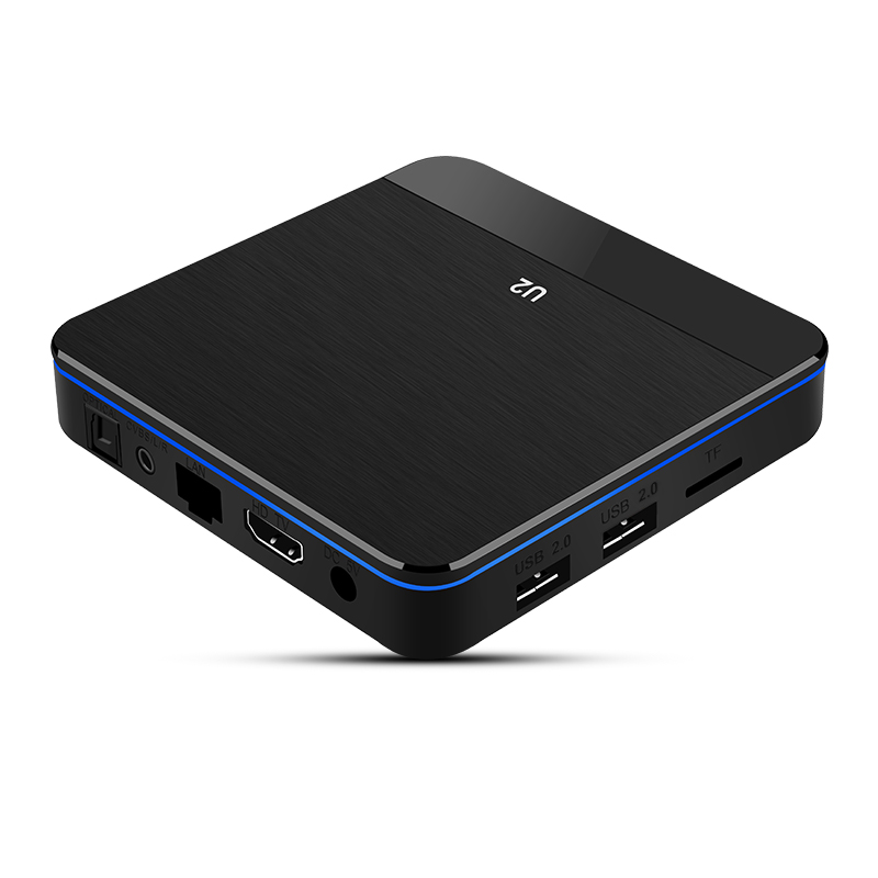 China Lieferant Digitale 4k 8GB RK3228A Android TV Box verbinden mit smart tv