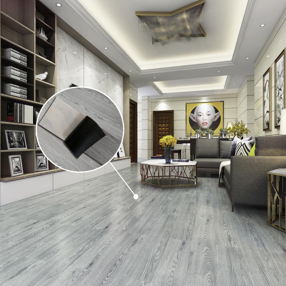 Commercial SPC Luxury Non-Slip Indoor Plastic Lock PVC Vinyl Planks Click Flooring Tiles