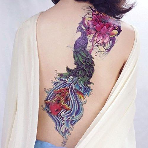Cheap Price Women Men Waterproof Sleeves Full Arm Temporary Body  Tattoo