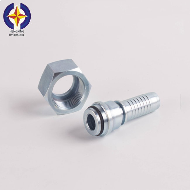 transition joint hydraulic pipe fitting 1DM