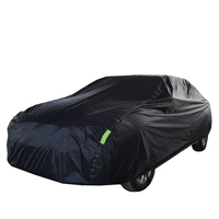 All Weather Car Protector 190T Polyester Customized Car Cover