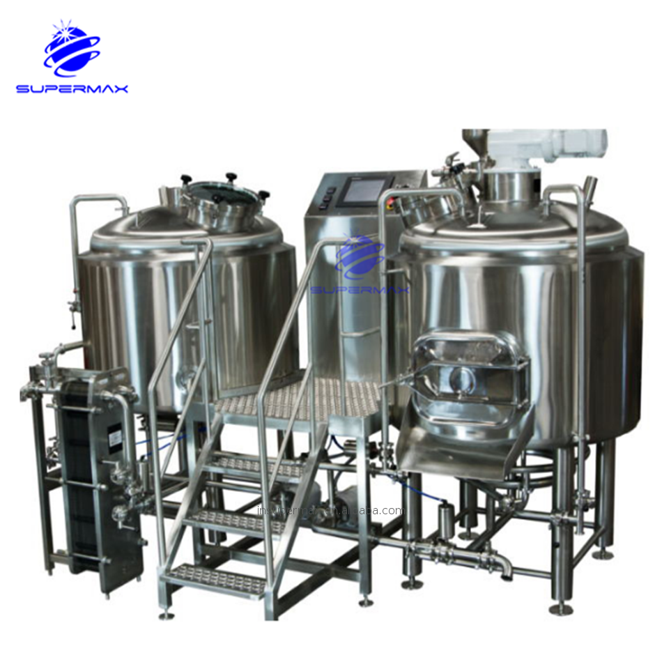 100 cph~500cph beer can bottle filling and capping machine