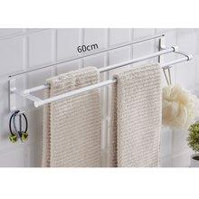 Вешалка для полотенец, вешалка для полотенец через дверь, держатель для банных полотенец, настенная вешалка для полотенец, алюминиевая ванн...(Китай)