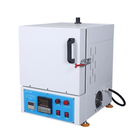 Liyi Price of 1000 Degree Laboratory High Temperature Heat Treatment Muffle Furnace