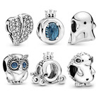 Kailefu Jewelry 925 charm for pandora