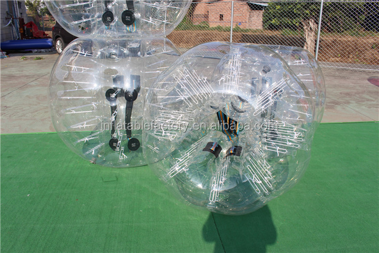 inflatable human hamster ball,inflatable body ball,inflatable clear plastic ball