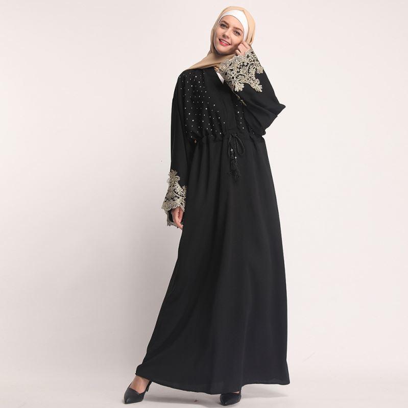 Ramazan 2020 dolman kollu kelebek desen uzun kollu maxi elbise toptan dubai tasarım kaftan pakistan kaftan