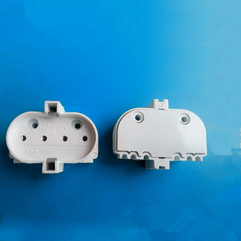 4pin horizontal plastic H lamp Base socket 2G11 lamp holder
