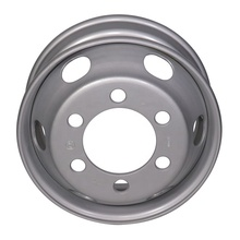 Camion ruota <span class=keywords><strong>rim</strong></span> semi <span class=keywords><strong>truck</strong></span> ruote in acciaio ruota <span class=keywords><strong>tubeless</strong></span> ruota dalla Cina produttore