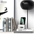3 in 1 wireless charger speaker for mobile phone table wireless charger fast charging