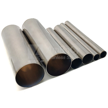 Besar <span class=keywords><strong>Diameter</strong></span> Luar Stainless Steel Pipa/Tabung