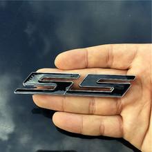 3D металлические наклейки на багажник автомобиля автомобильные аксессуары для Chevrolet Camaro RS SS стикер автомобиля(Китай)