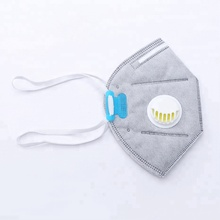 6Ply N95 Tie-on Anti-virus Actieve Kool Gezichtsmasker <span class=keywords><strong>Filter</strong></span>