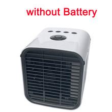 Мини портативный кондиционер для дома, воздушный охладитель, вентилятор, маленький воздушный кондиционер, воздушный охлаждающий вентилято...(Китай)