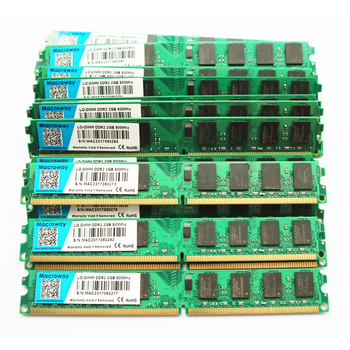 Original factory 800 pc2 ddr 2 ram for desktop memory modules