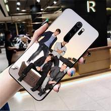 Btr Big Time Rush черный мягкий чехол для телефона из ТПУ чехол для Redmi Note 8 8A 8T 7 6 6A 5 5A 4 4X 4A Go Pro(Китай)