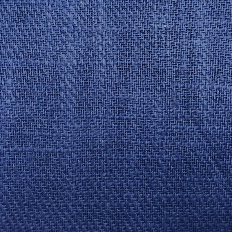 High Quality Ramie Fabric Twill Fabric Breathable Shirt Fabric