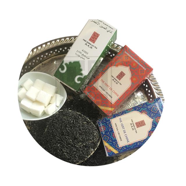 China Chunmee Green Tea Free Sample Western Africa Chunmee tea 4011 41022 - 4uTea   4uTea.com