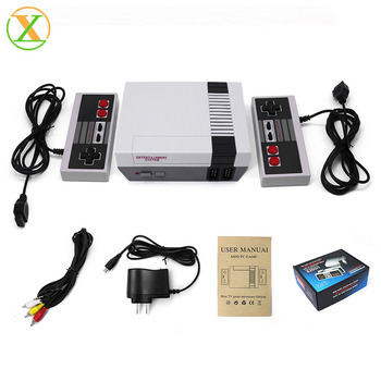 Support HD Wholesale Retro Video Game Consoles Refurbished Classic Game Family System with Built in 620 Games