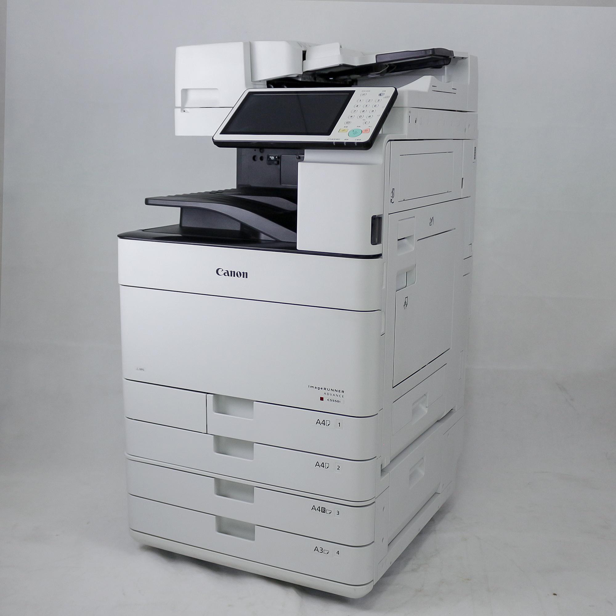 Wholesale fotocopy machines CANON imageRUNNER ADVANCE C5550i  Refurbished Used Copier MFP