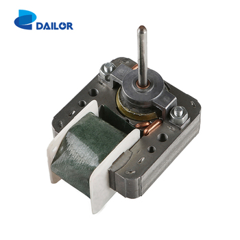 refrigerators heat dissipation electrical equipments parts shaded pole motors