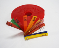 pu material in screen printing squeegee