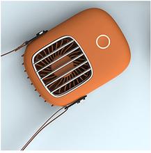 Новый портативный подвесной вентилятор для шеи Мини карманный вентилятор для воздушного охлаждения летний наружный дорожный шнур ручной к...(Китай)