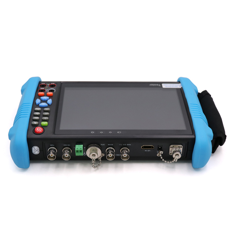 High quality long spanlife IP camera tester 9800 plus with full function CLMOVTADHS all in one tester