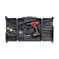KCD330L-C92PCS 18V cordless drill kit with 92pcs packed in BMC