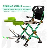 Adjustable Moon Folding Fishing Chair Fishing Camping Chaise Stool Silla Extended Chairs Beach A Portable Sillas Home Furniture