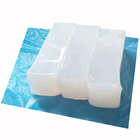 HTV silicone rubber compound high transparent 20 shore A