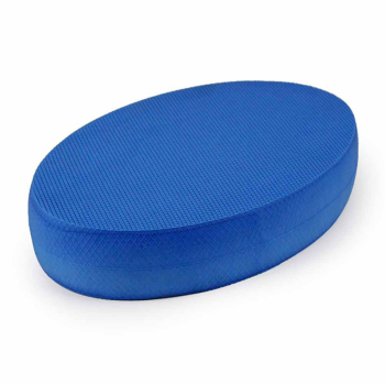 Balance Pad for Yoga 6 cm Thick Oval TPE Foam Workout Knee Pad Yoga Cushion For Exercise Stability Mobility Training