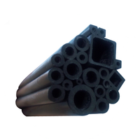 High Strength and quality FRP Carbon fiberglass solid rods and tubes