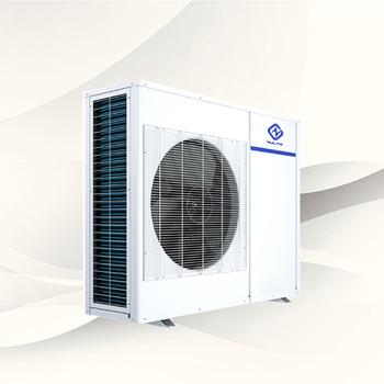 High quality Romania air to water heat pump inverter heating pump air R410A cooling air conditioner